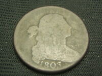 1803 Draped Bust Large cent free shipping