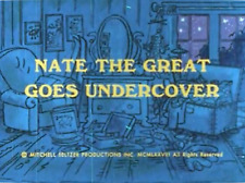 Rare 16mm Film Nate The Great Goes Undercover Animated Based on Book Series