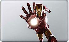 Iron Man Hand MacBook Pro / Air 15 Inch Vinyl Decal Sticker