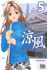 SUZUKA  tome 5 Seo MANGA shonen