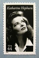 Sc # 4461 ~ 44 cent Legends of Hollywood Issue, Katharine Kepburn