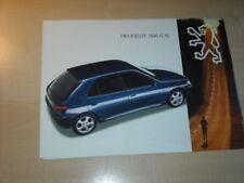 20588) Peugeot 306 S16 Prospekt 1993