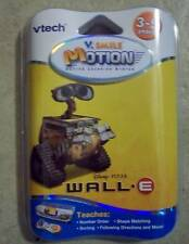WALL-E*VTECH*V.SMILE MOTION*3-5 YEARS*NEW