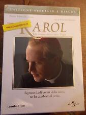 "DVD "" KAROL - UN UOMO DIVENTATO PAPA """
