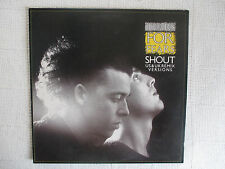 """1985 Tears For Fears Shout US/UK Remix 12"""" EP VF-/VF Mercury 880 929-1"""