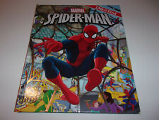 (2) Look and Find   Disney Cars / Spiderman  (Hardcover;VGCond)