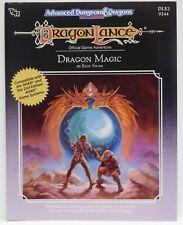 DRAGON MAGIC - TSR Advanced Dungeons & Dragons AD&D DLE2 #9244