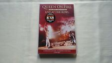 QUEEN ON FIRE LIVE AT THE BOWL 2 DVD'S