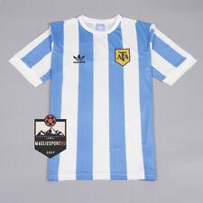 Maglia Argentina Mondiali 1978 - Calcio Retro Vintage Mondiali Kempes Messi Mar
