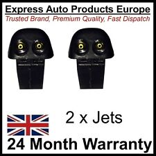 2 x Wind screen Washer Jet FORD Focus Mk2 Fiesta 01 to 2008 C-Max to 2007