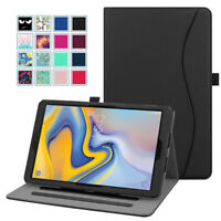 """For Samsung Galaxy Tab A 10.5"""" SM-T590/T595/T597 Case Multi-Angles Stand Cover"""