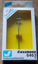Viessmann 6463 Gittermastleuchte Spur N mit LED weiß