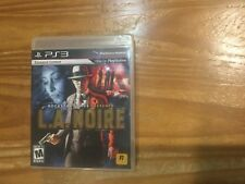 L.A. Noire Sony PlayStation 3