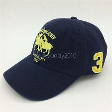 neuf avec étiquettes Polo RL CLUB NEW YORK N.Y 1967 homme casquette baseball