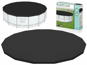 Swimming Pool Cover Bestway 16FT 4.88m Pool Cover Round 488cm