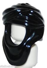 LEGO® Turban Kopftuch Kopfbedeckung Zubegör für Figur 88287 schwarz NEU