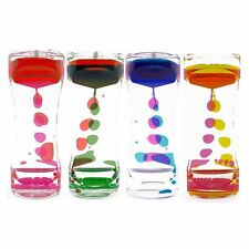 Liquid Motion Water Timer Sensory Toy Party Favor Toy