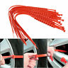 20X Nylon Winter Tyres Wheels Snow Rain Chains Cable Ties For Cars Suv Anti-Skid
