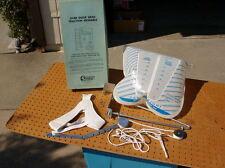 VINTAGE SICKROOM SERVICE OVER DOOR HEAD TRACTION ENSEMBLE KIT SET NEVER USED