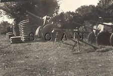 WWII Org German Army RP- Captured French Artillery- Gun- Cannon- ATG- MG- Mortar