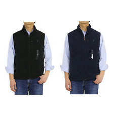 Polo Ralph Lauren Performance Zip Up Fleece Vest Jacket - 2 colors -