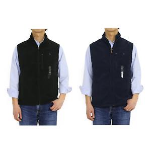 Polo Ralph Lauren Performance Zip Up Fleece Vest Jacket -- 2 colors --
