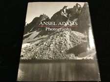 Ansel Adams: PHOTOGRAPHS  Hardcover Book