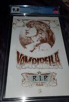 Vampirella Lives #1 CGC 9.8 White Die Cut Cover Warren Ellis Storyline Nice!!