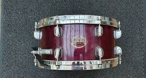 """Tama Starclassic Maple 14""""x6,5"""" snare drum in Violet Shade finish"""