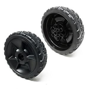 Set of 2 – Honda HRN216 Front Wheels (44710-VR8-N00ZA) - SHIPS FREE
