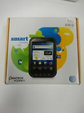 New Pantech Pocket P9060 - Gray ( AT&T ) 4G Android SmartPhone