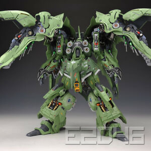 1/100 GUNDAM KSHATRIYA NZ-666 Unpainted Resin Model Kits Unassembled Garage Kit