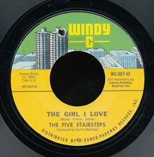 45bs-soul -WINDY CITY 607-Five Stairsteps