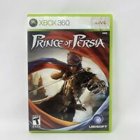 Prince of Persia (Microsoft Xbox 360, 2008) Complete Tested Working