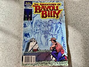THE ADVENTURES OF BAYOU BILLY 1990 ARCHIE ADVENTURE SERIES COMIC NO4 APRIL