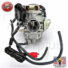 SCOOTER GY6 Carburetor CARB 110cc 125 150CC ATV NST JCL Chinese Roketa Sunl