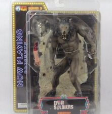 Sota Toys Now Playing DOG SOLDIERS Series 3 Action Figure Werewolf