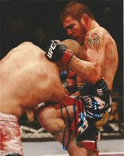 UFC Ultimate Fighting Jim Miller  Signed Autographed 8x10 Photo COA