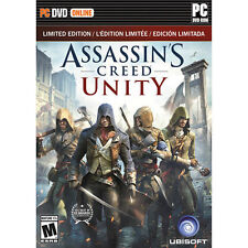 NEW PC Assassin's Creed Unity Limited Edition Chemical Revolution Bonus Mission