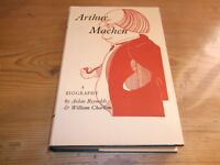 Book. Arthur Machen. A Biography. Short Account of Life & Work. 1st. 1963. HB.
