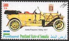 1911 ISOTTA FRASCHINI 100 HP Phaeton Car Automobile Stamp