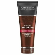 John Frieda Brillante Brune Visiblement Plus Profond Shampooing 250Ml