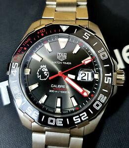 TAG Heuer Aquaracer Watch Premier League WAY201D.BA0927