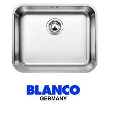 BLANCO SUPRA 500 U STAINLESS STEEL UNDERMOUNT SINK