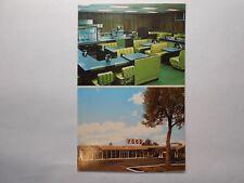 Old Postcard, STUART, IOWA, STAGE STOP RESTAURANT