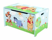 Disney Winnie the Pooh Toy Boxes & Chests