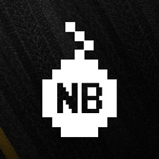 NOISEBOMB '8-Bit Bomb' Need For Speed JDM Sticker Drift Retro Vinyl Car Decal