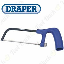 TRADE QUALITY MINI/JUNIOR HAND HACKSAW CONTOURED HANDLE Toolbox 140mm Cutter