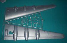 B-36 Peacemaker Monogram 1/72 Port Wing Halves & Pilots Etc.