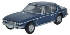 Jensen Interceptor Royal Blue OO 1/76 Oxford Die-cast 76J1005